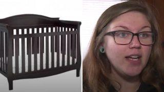 Target Replaces Stolen Crib