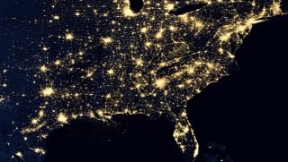 US City Lights