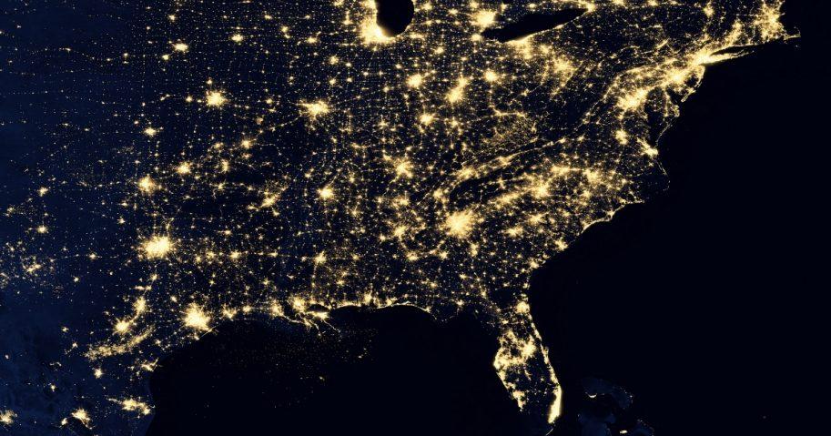 US City Lights