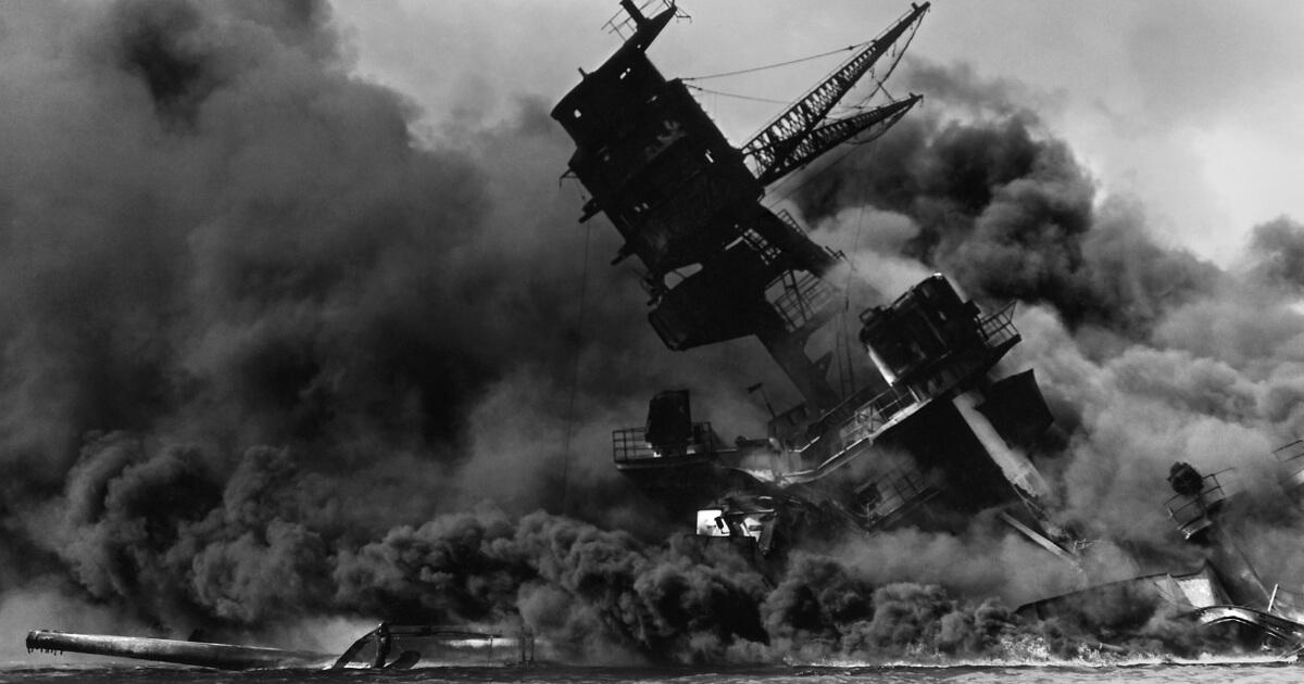 Twitter Attacks Veterans During Pearl Harbor Commemoration