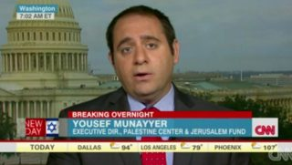 Yousef Munayyer on CNN