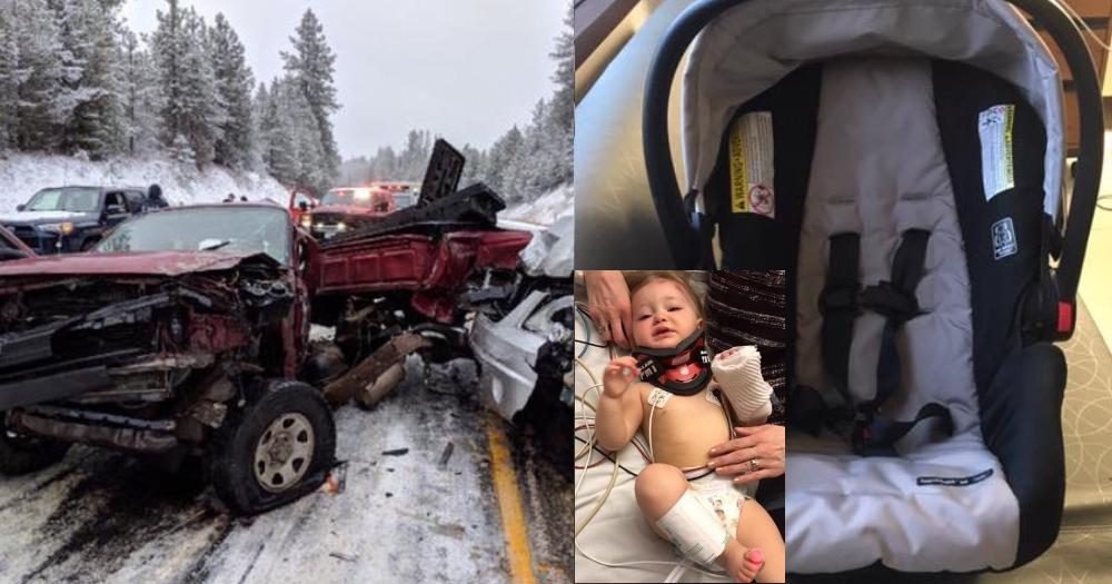 Family Shares Photos After Fatal Car Crash To Prove