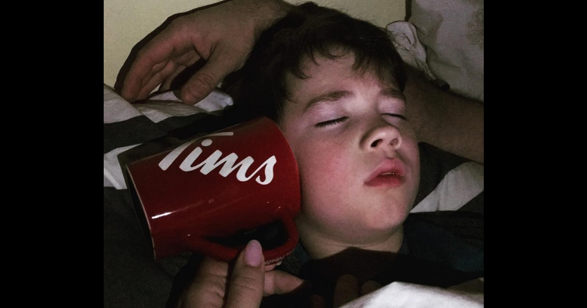 Mom Shares Brilliant Home Remedy for Child's Ear Infection