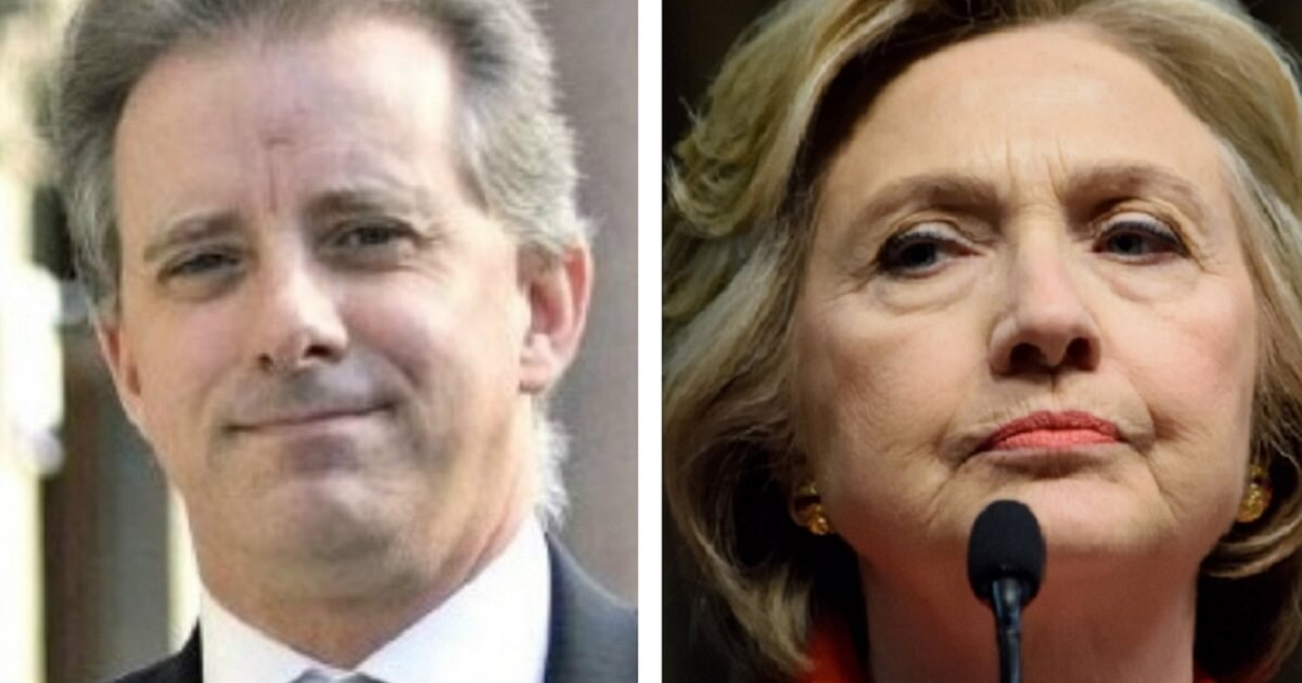 Steele Sings Like Stool Pigeon. Hillary Paid Him to Challenge Election Outcome Even Before She Lost