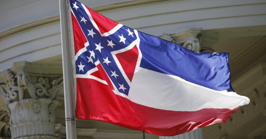 Confederate Flag Mississippi