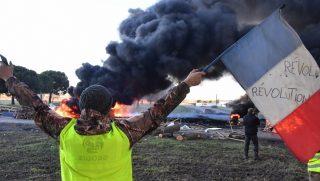 France riots