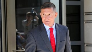 Former National Security Advisor Michael Flynn