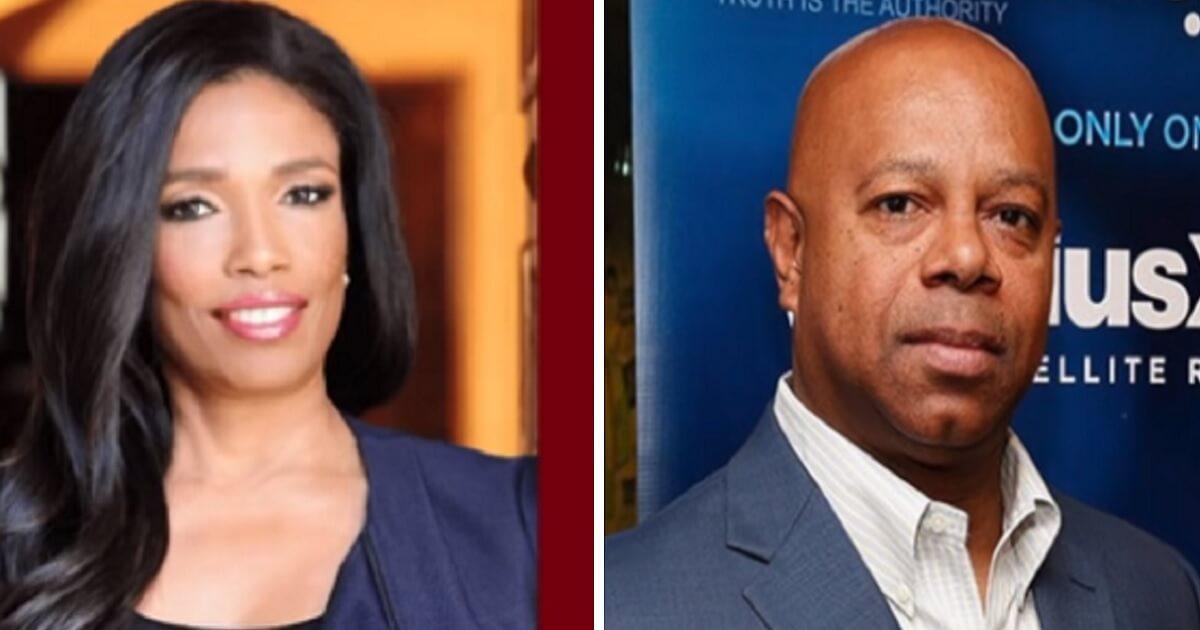 Listen: CNN Analyst's Interview Goes Bad When She Accuses Black Fox Host of 'White Privilege'