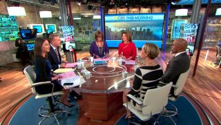 CBS This Morning panel