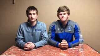 Covington Catholic High School students Sam Schroeder and Grant Hillmann released a YouTube video explaining the impact of a media firestorm on the school and its student body.