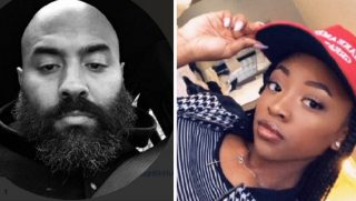 Ebro Durden, left; and Charisse Lane, right.