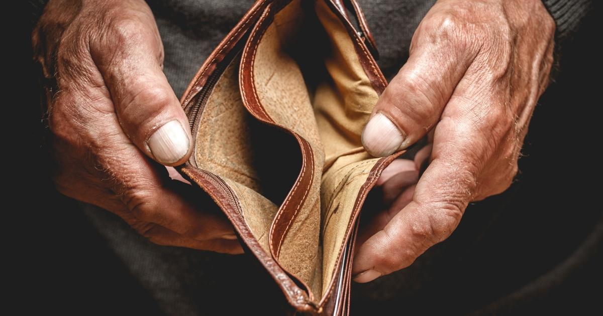 Elderly Wallet