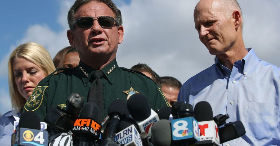 Broward County Sheriff, Scott Israel