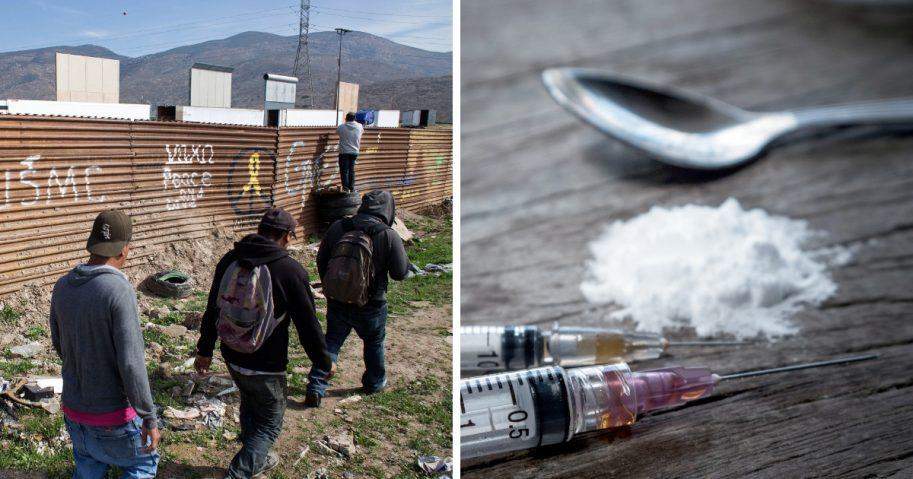 Border v Heroin