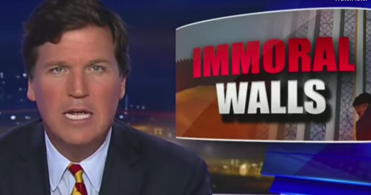 Immoral Wall