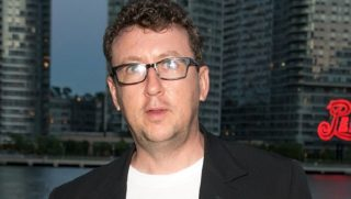 Journalist Jason Leopold is pictured in a 2007 file photo.