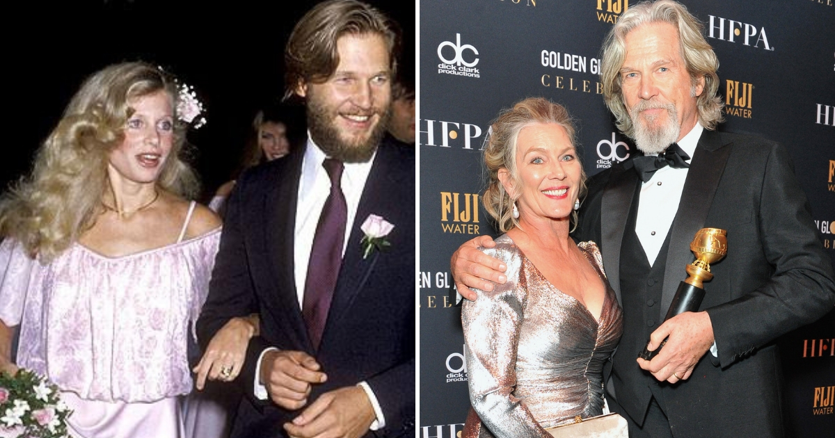 Jeff Bridges Shares Love Story of 41-Year Marriage to ...