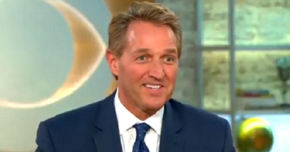Former Sen. Jeff Flake