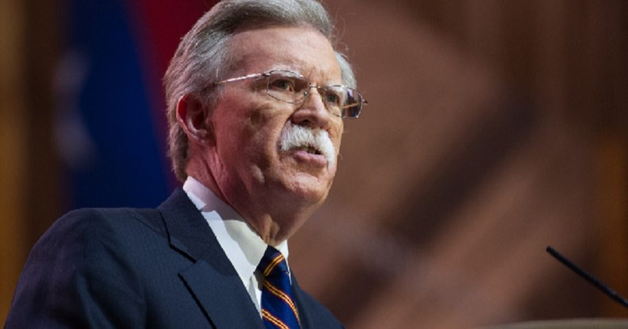 John Bolton in a 2014 file photo.