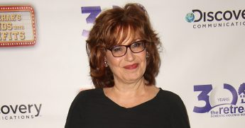 Joy Behar attends the Joy Behar's Friends with Benefits Fundraiser for The Retreat at Guild Hall on Sept. 3, 2017, in East Hampton, New York.