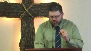 Pastor Justin Hoke