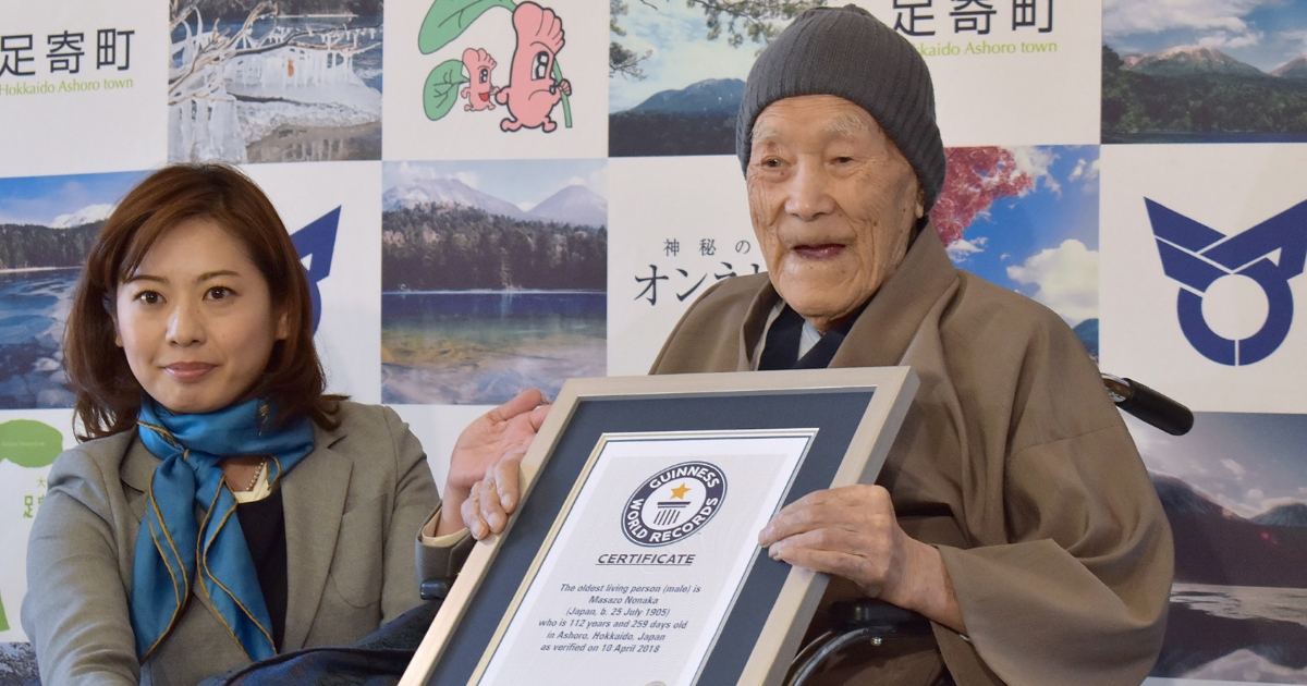Oldest Living Man Takes Final Breath at Age 113, Surrounded by Family as He Died