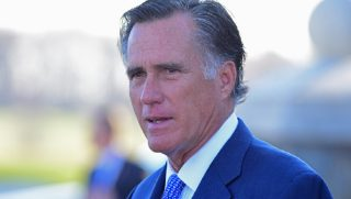 Mitt Romney in 2016 file photo.