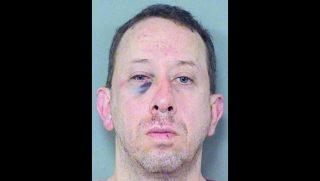 Mug shot Geoffrey Cassidy