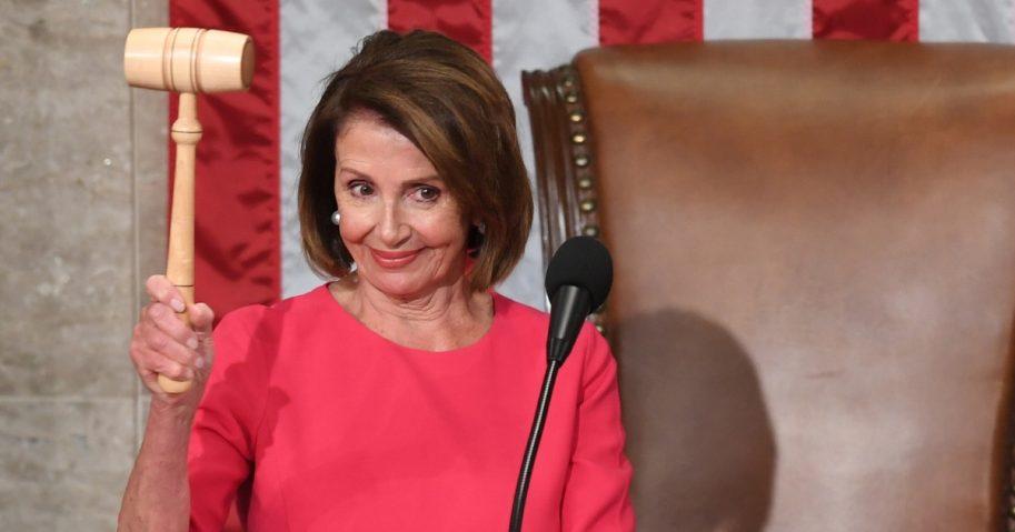 Nancy Pelosi Gavel