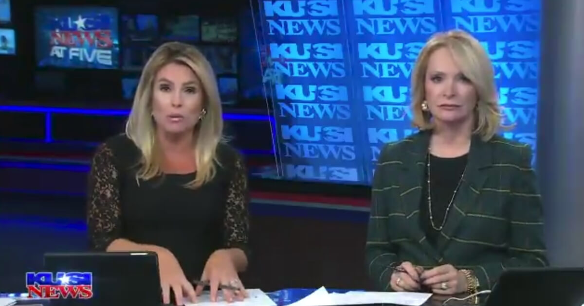 When a Border City's Local News Anchors Expose CNN Live on Air, You Know We're Winning. [Watch]