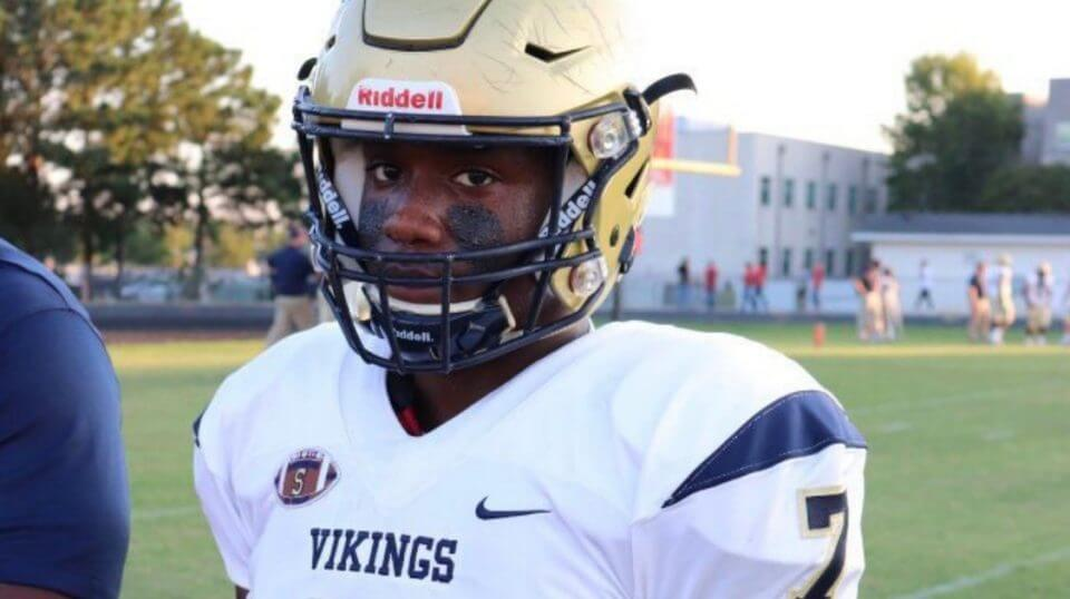 Nick Dixon, a senior football standout at Spartanburg High School in South Carolina, died from complications during a surgical procedure to repair his ACL and meniscus.