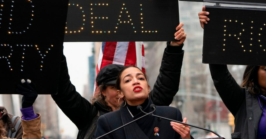 Ocasio Cortez Deal