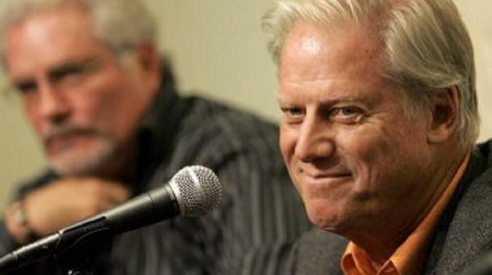 San Francisco Giants owner Pete Magowan is pictured in a 2007 file photo.