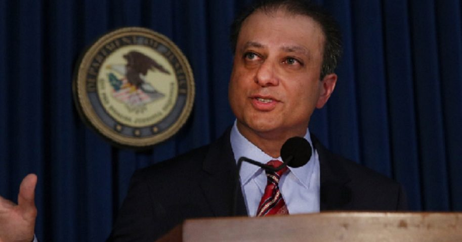 Preet Bharara in a 2015 file photo.