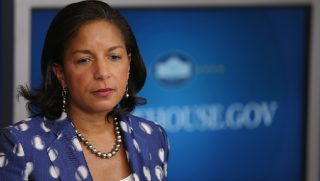 Susan Rice in a 2015 file photo.