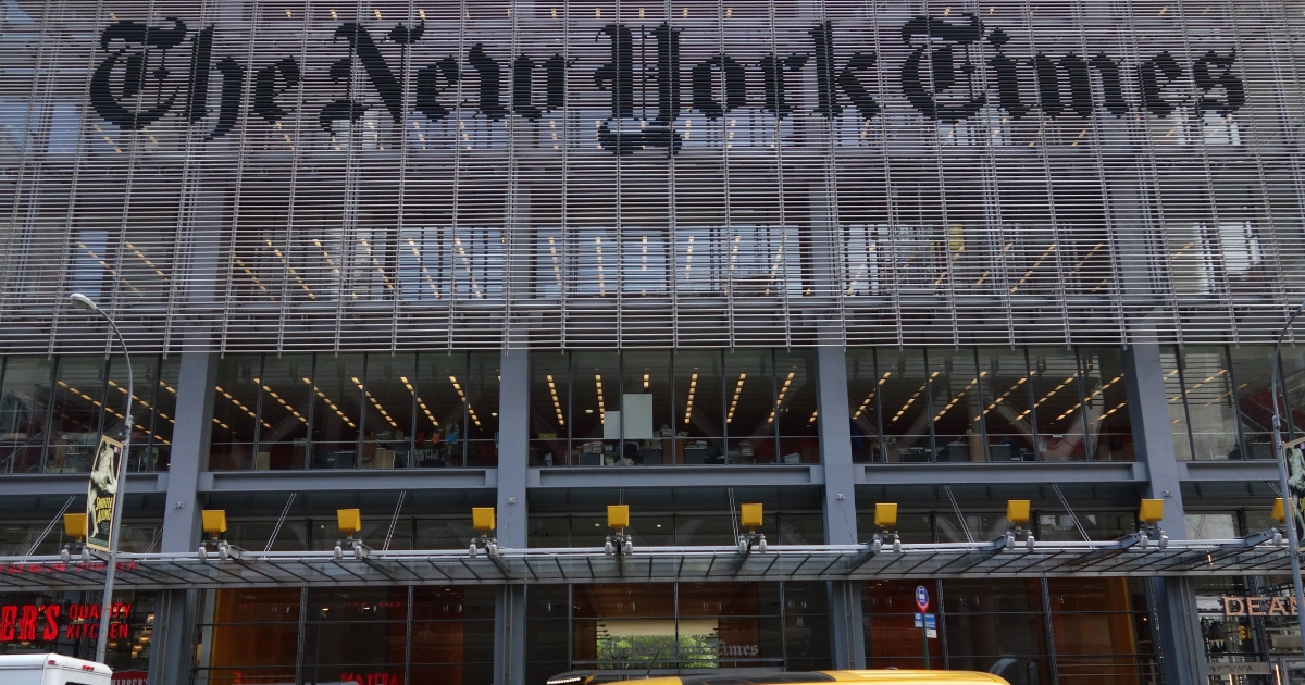 The NYT