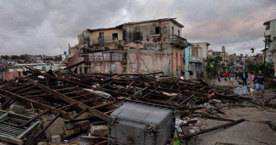 Tornado Havana