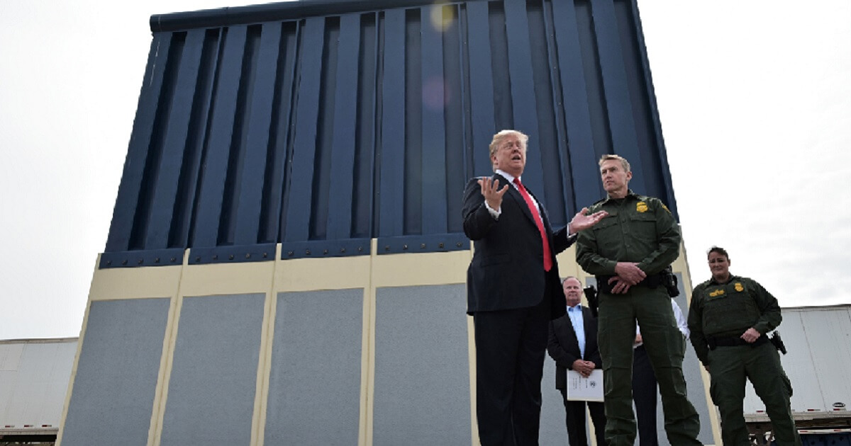 Image result for Expert Analysis Proves Trump Was Right About Border Wall: It Would Pay for Itself