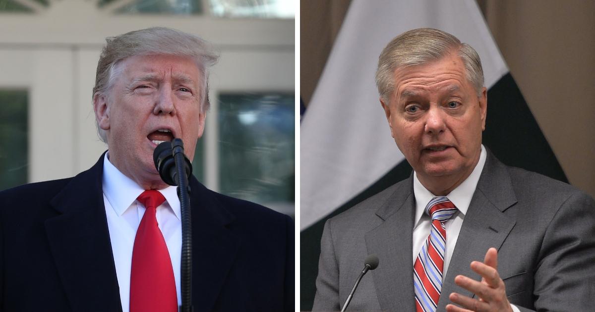 Trump v Graham