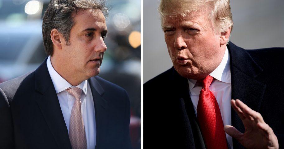 Cohen v Trump