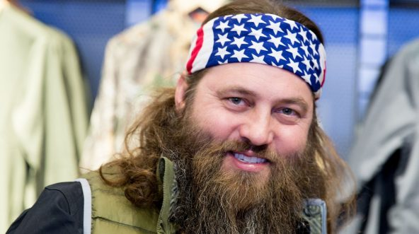 Willie Robertson attends Under Armour opens largest brand house on Chicago's Magnificent Mile at Under Armour Chicago on March 5, 2015 in Chicago, Illinois.