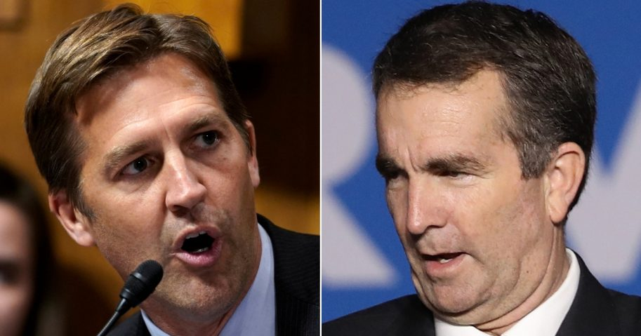 Nebraska Sen. Ben Sasse / Virginia Gov. Ralph Northam