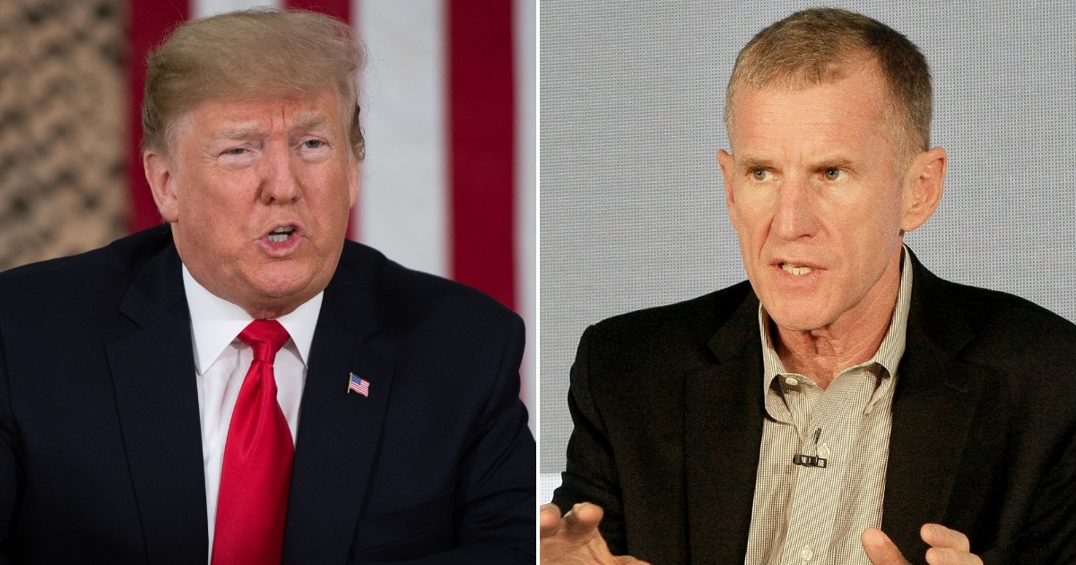 Donald Trump / Retired General Stanley A. McChrystal