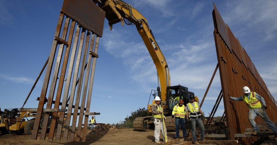 Border Wall Fundraiser