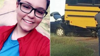 Girl killed in car crash