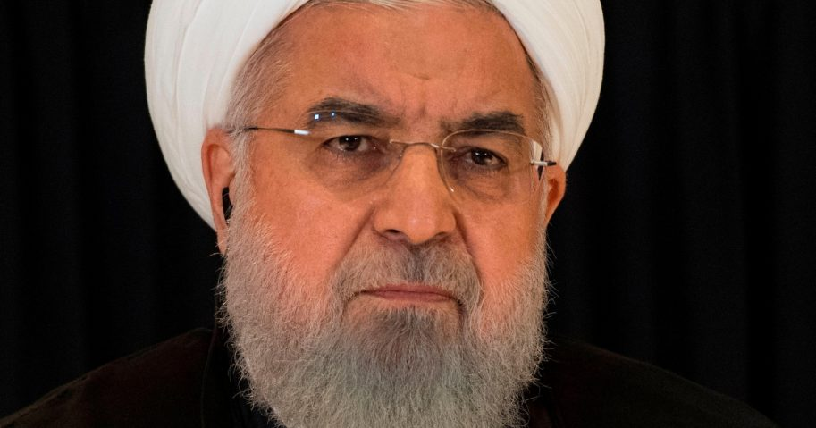 Iranian President Hassan Rouhani s