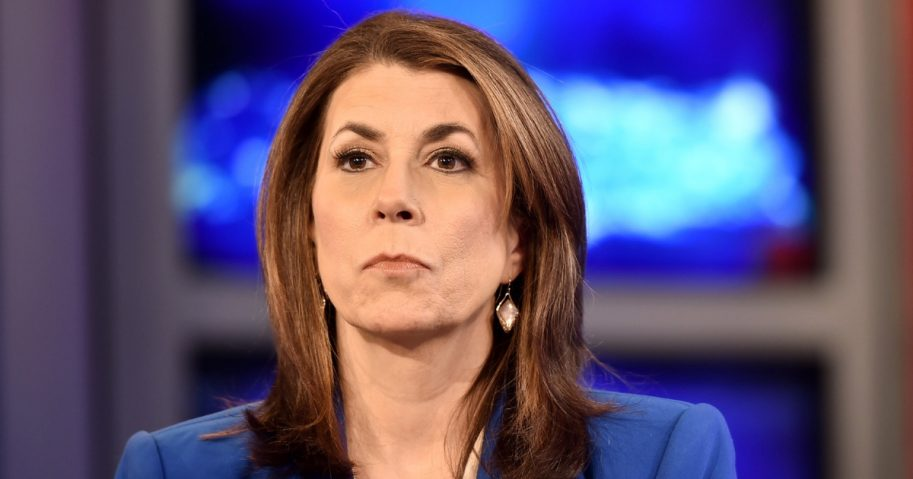 American radio host, author, and political commentator Tammy Bruce