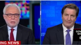 Wolf Blitzer on CNN with Rep. Garamendi.