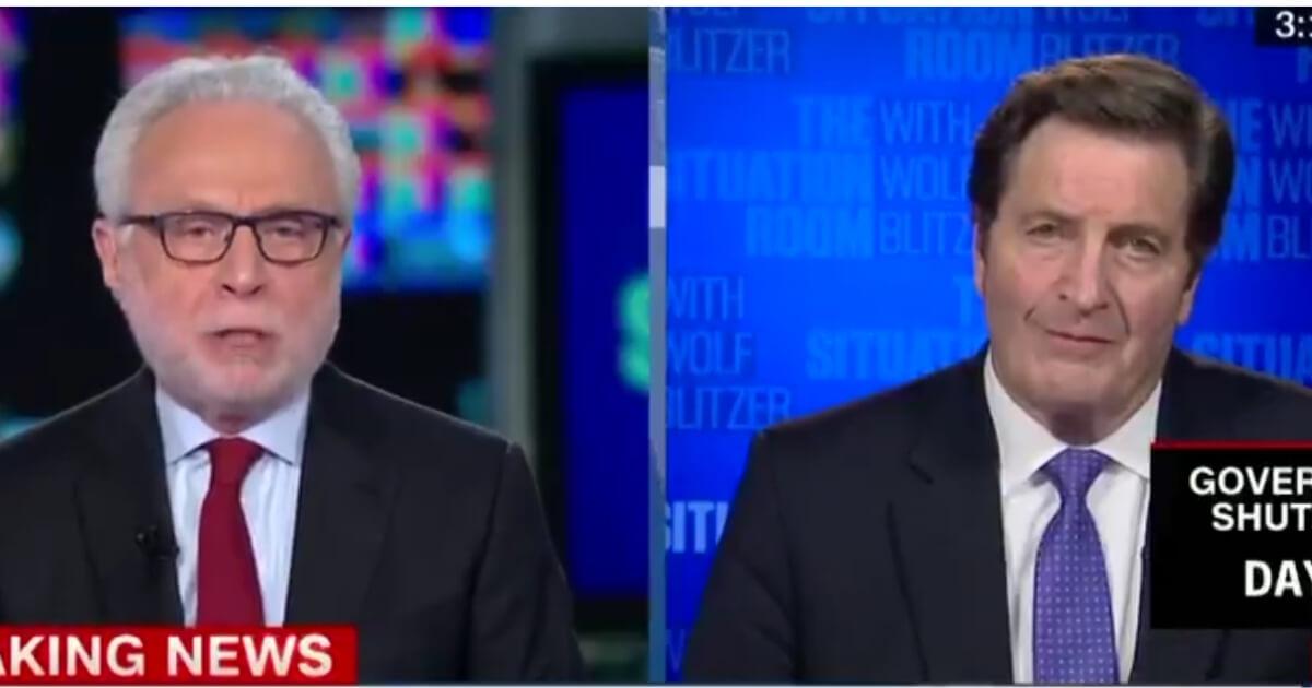 Wolf Blitzer on CNN with Rep. Garamendi.