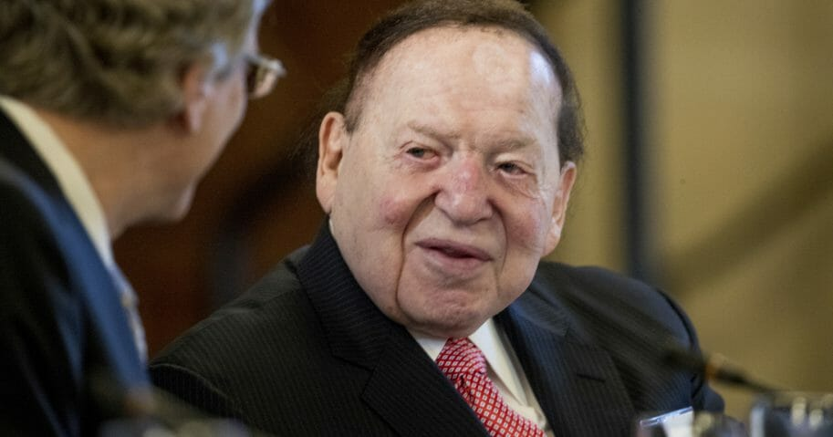Lawyer: Casino mogul, GOP donor Adelson in dire health